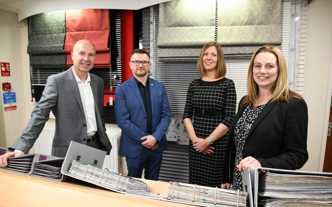 Management Buy Out at Seaham-based Homefair Blinds