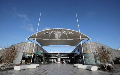 Dalton Park scoops top prize at national 'loo' awards