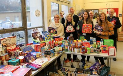 East Durham foodbank benefits from generous council donation