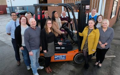 Eleven jobs saved as training company confirms takeover of Hartlepool firm