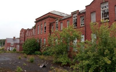 Easington residents invited to have say on eyesore former school building