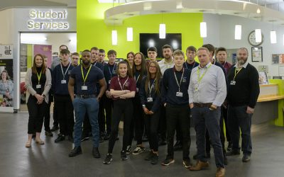 East Durham College nominated for prestigious national award