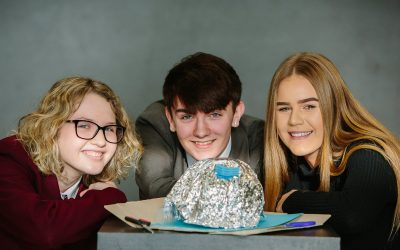 Peterlee and Seaham schools take part in out of this world challenge