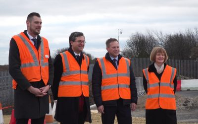 Work starts on new £10.55m Horden Railway Station