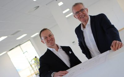 Housing group believes in Spectrum as it commits to 15-year lease of 35,000 sq ft building