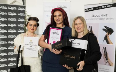 East Durham College stylists through to national hairdressing competition