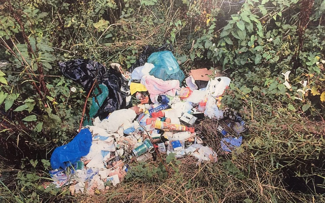 Haswell man fined for flytipping in Shotton Colliery