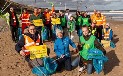 Big Spring Clean launches in Seaham and Crimdon