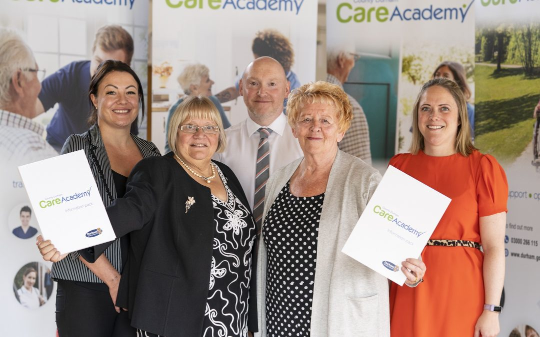 Jobs boost for County Durham's adult social care sector