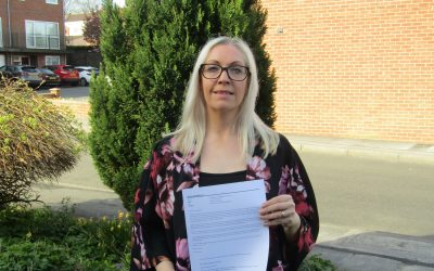 Residents say thank you to council staff working tirelessly through the coronavirus pandemic