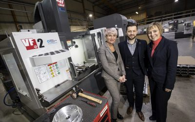 Peterlee and Seaham companies benefit from £4m-boosted funding programme