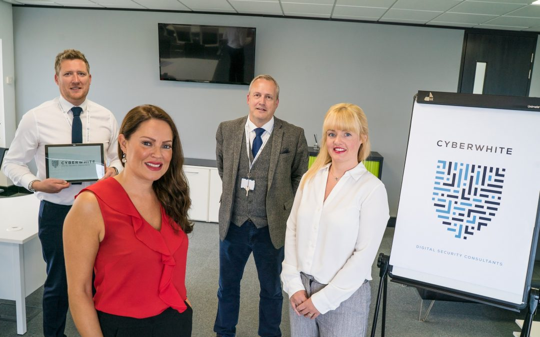 Seaham cyber security firm grows its team with management appointments