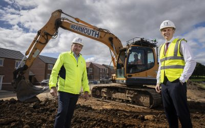 Council teams up with housing developer to deliver affordable homes to Peterlee residents