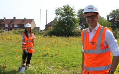 Work to start on £11m affordable housing scheme in Easington Village