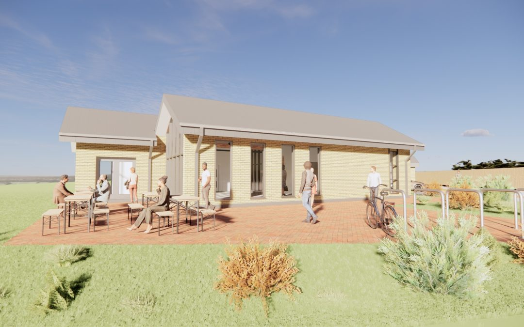Coastal community hub and café to be built at East Durham beauty spot