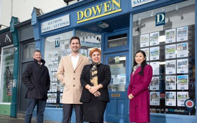 Dowen Estate Agents acquired in management buy-out
