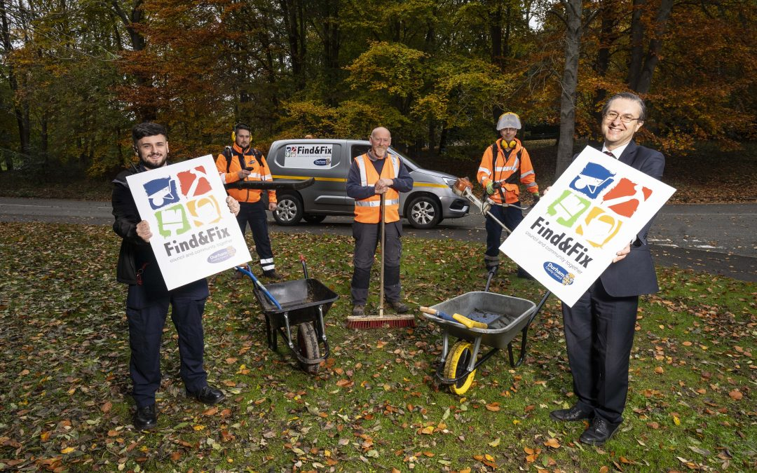New project to make East Durham cleaner and greener launches
