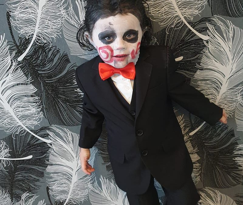 Seaham youngster shortlisted to win toy retailer's nationwide spooktacular competition