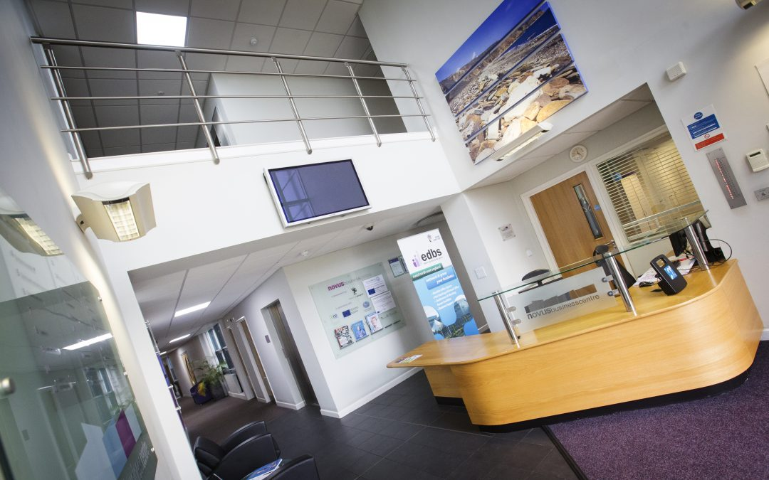 Socially distanced meeting space available at Peterlee business centre