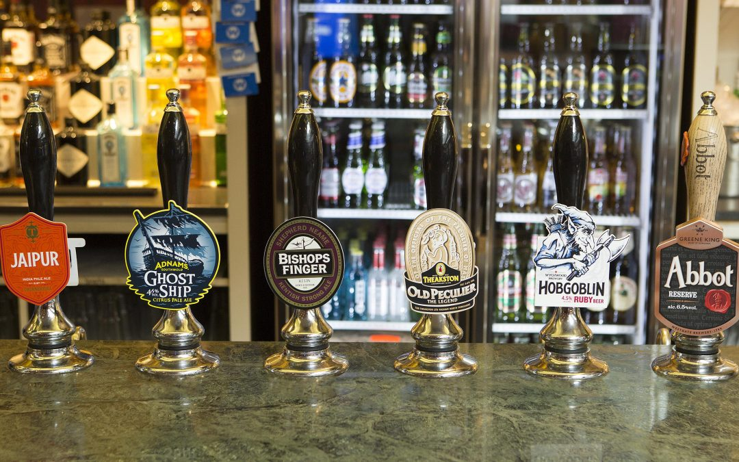 Seventeen-day real ale festival comes to the Five Quarter in Peterlee