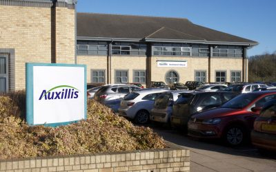 Peterlee company Auxillis steps in to keep NHS workers mobile