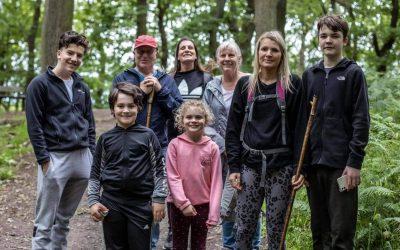Over £20,000 raised by family of Peterlee mum battling three inoperable brain tumours