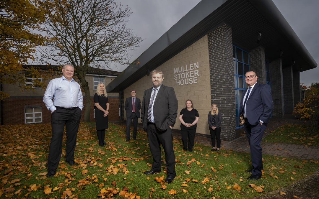 Durham chartered accountancy firm enjoys growth in unusual 10th year of business