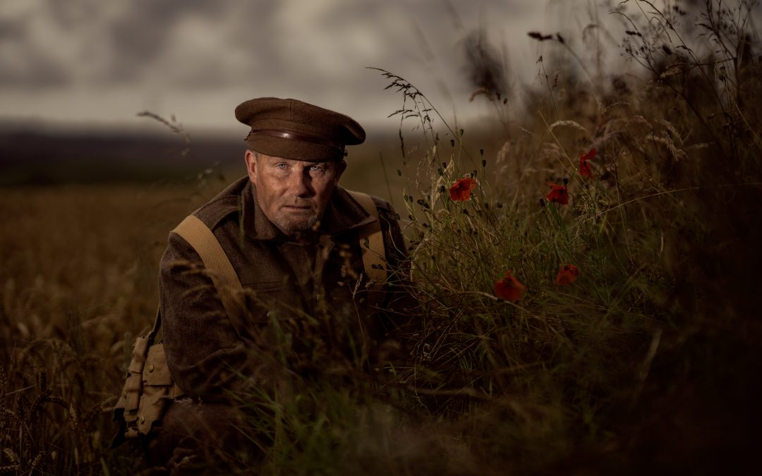 Soldiers' stories brought to life for Remembrance