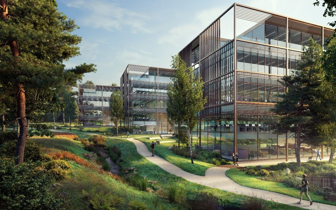 Major business park which could create thousands of jobs approved by councillors