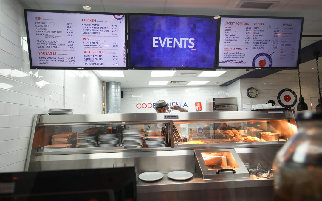 Restaurant review: Codrophenia at Dalton Park