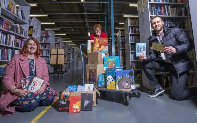 County Durham's big book giveaway