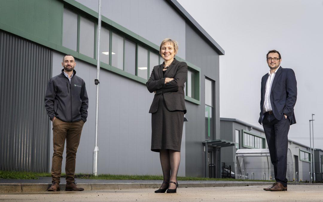 New East Durham business park announces latest tenant