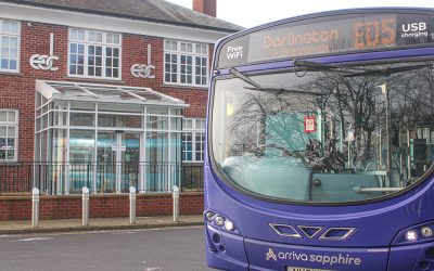 East Durham College launching new ED5 bus service from Darlington