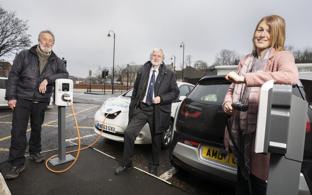 Seaham among the locations for electric vehicle charging points