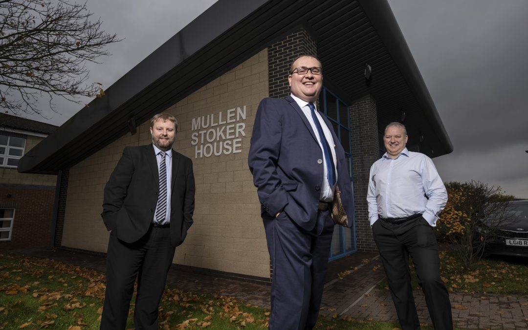 IT division growth for County Durham chartered accountancy firm
