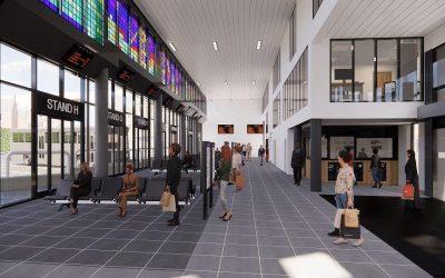 Work underway on new £10.4m Durham City bus station
