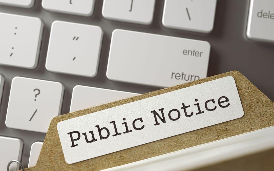 Public Notice: Acre Rigg Social Club, Peterlee