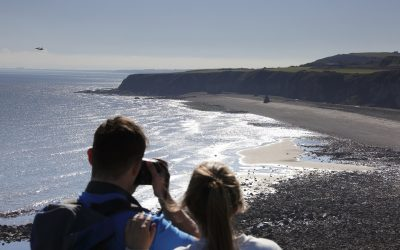 Beach visitors asked to protect the beautiful County Durham coastline