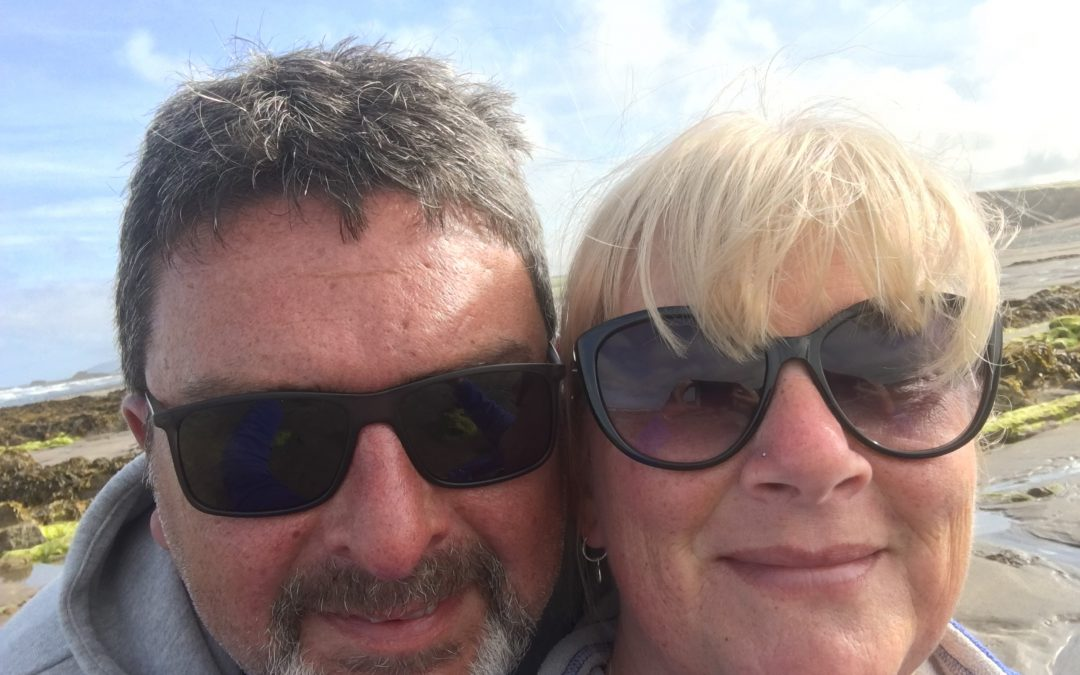 County Durham couple urges families to give fostering a go