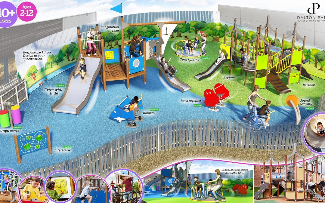 Dalton Park invests £60,000 in new play area