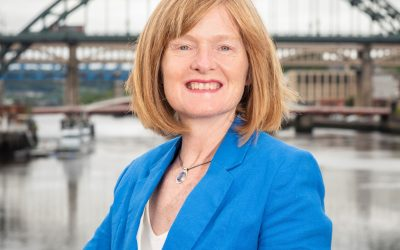 Seaham's Helen Golightly awarded OBE for services to business and the economy