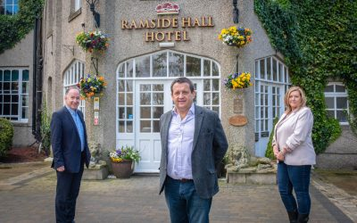 County Durham based hospitality specialist gives financial boost to struggling SMEs
