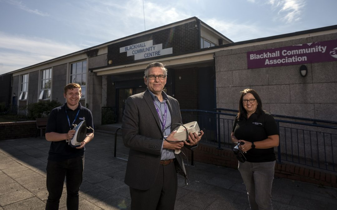 East Durham residents can drop off unwanted electricals as new project launches