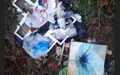 Horden man nearly £700 out of pocket after flytipping near recycling centre