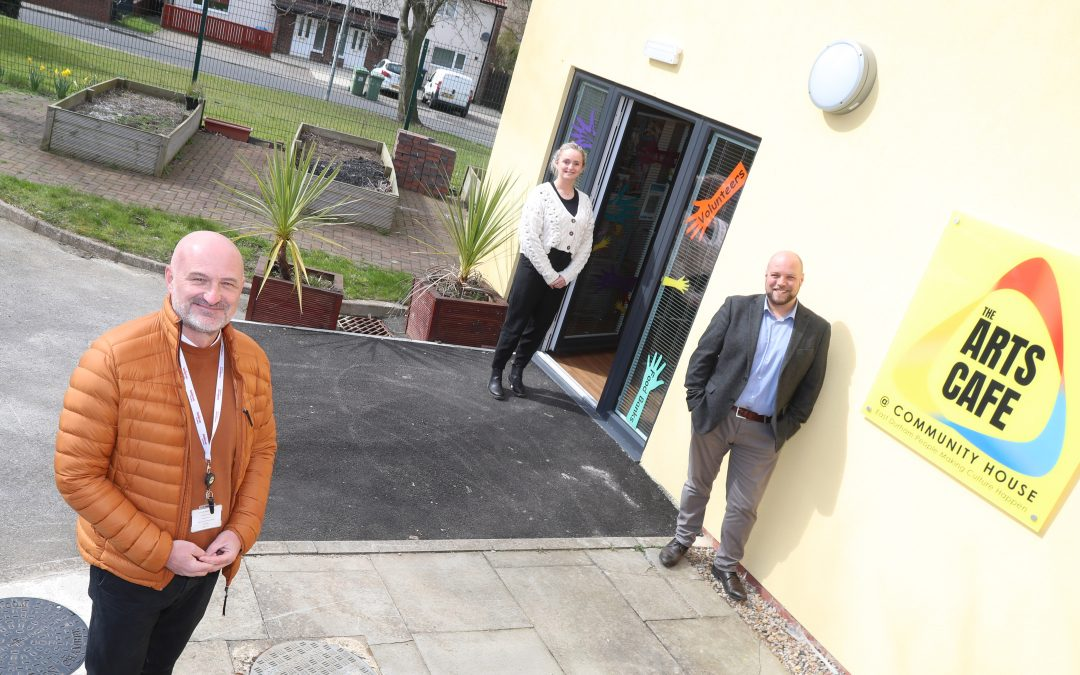 Covid secure space allows expansion of East Durham community support