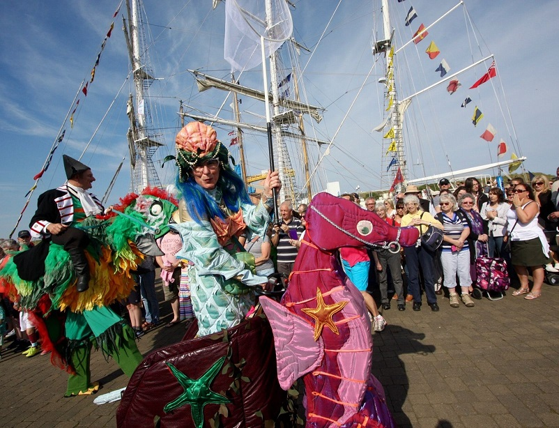 Fun for all the family at next month's Seaham Food Festival
