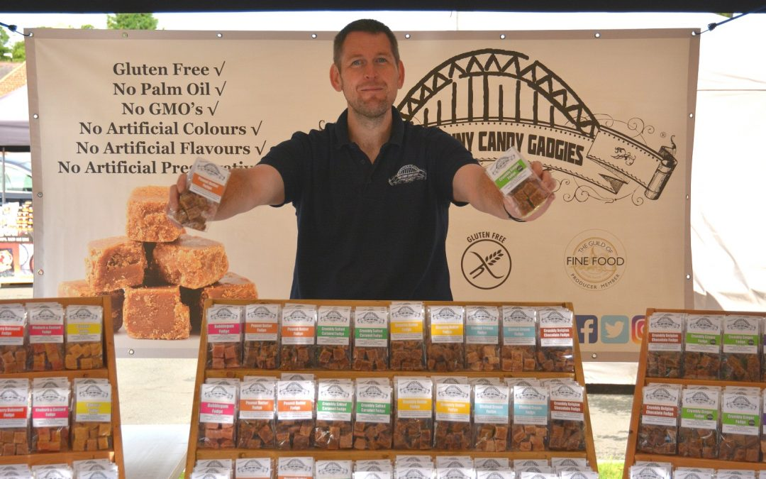 Traders get ready for Seaham Food Festival