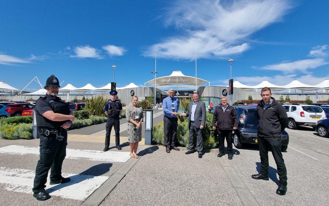 Dalton Park is first to achieve prestigious parking accreditation
