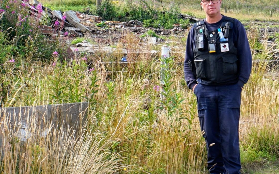 Council tackles arson hit dog track in Wheatley Hill