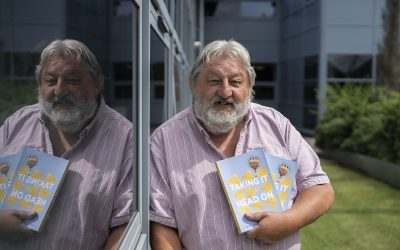 County Durham entrepreneur behind global snack brand pens his own memoirs